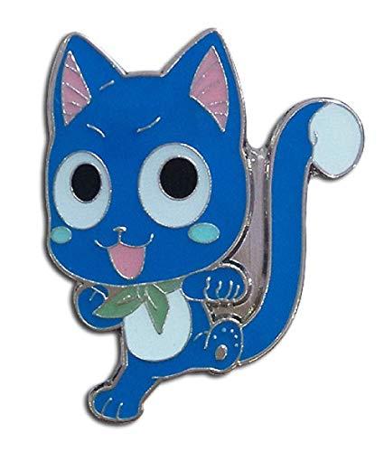 Fairy Tail - Happy Anime Enamel - Pin Fairy Button