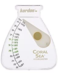 KORDON   #63150  Coral Sea Hydrometer