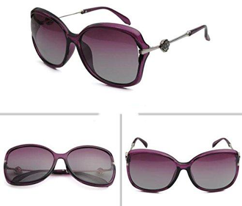 Los Europa Moda Mujer De Sol Unidos De Calle Sol Estados De Gafas Playa Y Gafas Purple Bicicleta 8qrw5xUT8