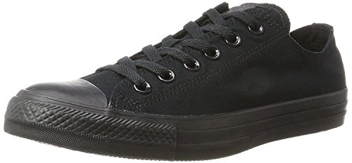 Kedi Women's Trendy Flower Mesh Lace Up Comfort Fashion Shoe Sneakers (6, Solid Black Lo-Top) by Kedi