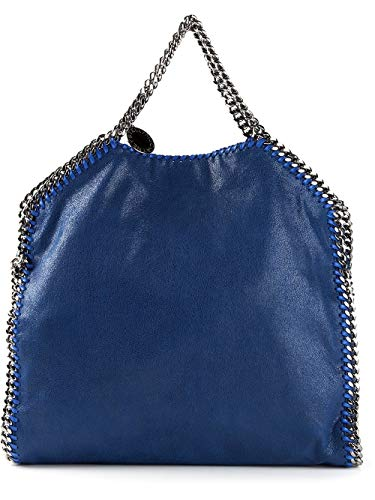 Mccartney Handbag Women's Polyester Blue Stella 234387W91324040 ZTCwxTfq