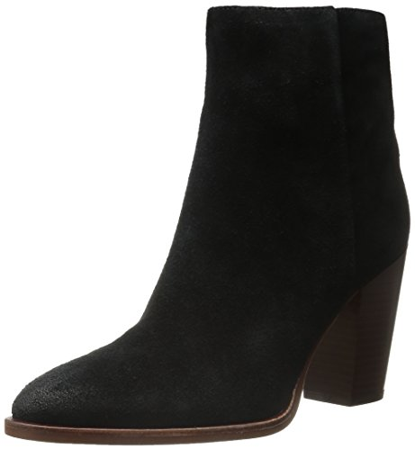 Sam Edelman Womens Blake Ankle Bootie Black