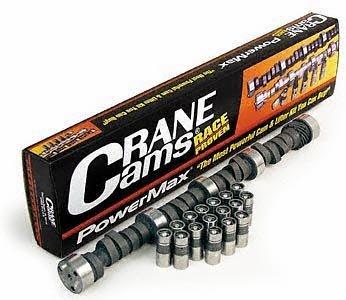 Crane 114102 PowerMax Camshaft and Lifter Kit