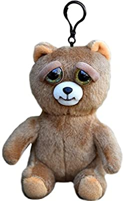 Feisty Pets Mini Sir Growls-a-lot Bear from William Mark
