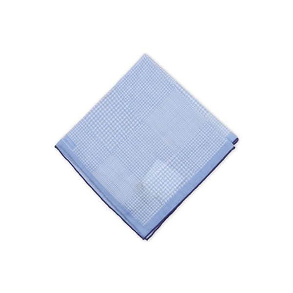 Robert-Talbott-Mens-Cotton-Blend-Pocket-Square