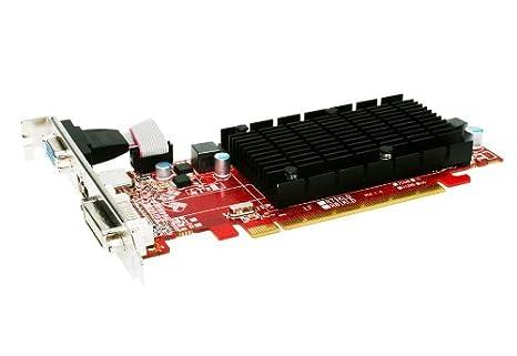 PowerColor AX5450 1GBK3-SHE Radeon HD5450 1GB GDDR3 - Tarjeta ...