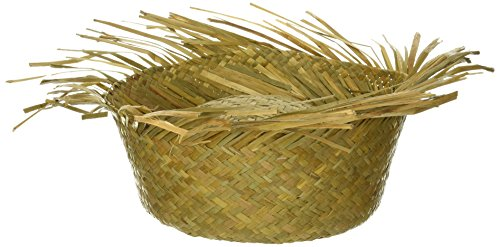 U.S. Toy H50 Natural Beachcomber Hats -