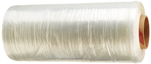 Pratt Plus ST.I-15V.20 Polyethylene Standard Bundling Cast Stretch Wrap, 2000' Length x (Packing Wrap)