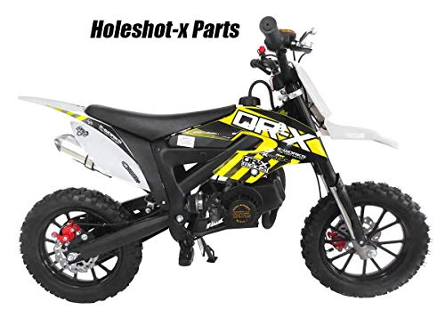 SYX MOTO Holeshot-X Kids Mini Dirt Bike Parts and Accessories, Front Fork Right