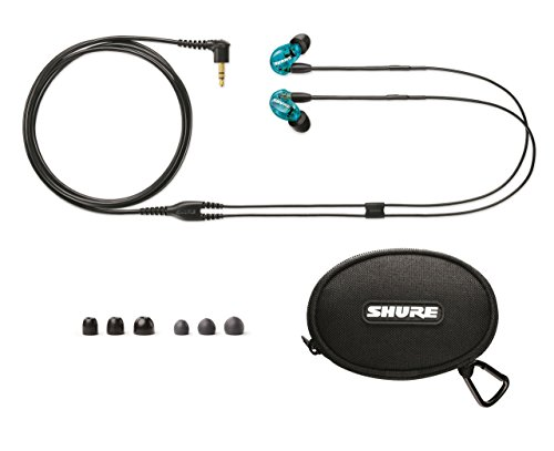 SHURE-Sound-Isolating-Earphones-SE215-Special-Edition-transformer-graphics-Lucent-Blue-SE215SPE-A