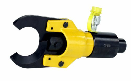 - Steel Dragon Tools 750 12 Ton Hydraulic Wire Cable Cutter Head for Aluminum and Copper up to 2in. 50mm fits GREENLEE 767