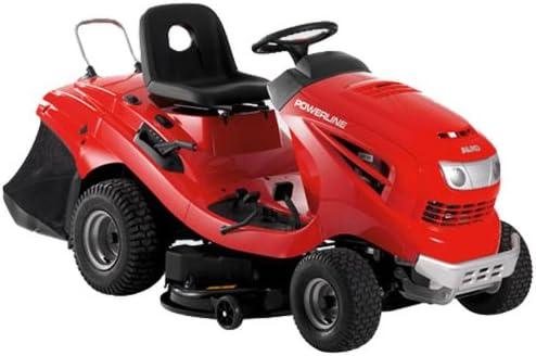 AL-KO Tractor cortacésped con asiento Powerline T 15 – 92hde, Copa 92 cm, 14.5 CV: Amazon.es: Jardín