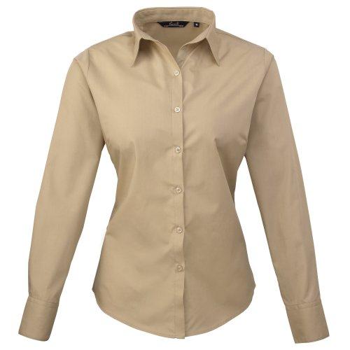 Camicia Lunghe Polvere Premier Maniche Donna SqxHw4d