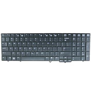 HP 595790-051 refacción para notebook - Componente para ordenador portátil (Francés, EliteBook 8540p, EliteBook 8540w): Amazon.es: Informática