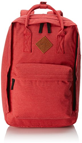 Vans Icono Square, Damen Rucksack, Rot (lollipop), One Size