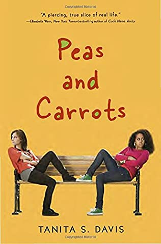 book cover of Peas and Carrots