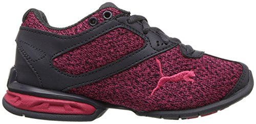 PUMA Unisex-Kids Tazon 6 Knit Sneaker, Love Potion-Periscope, 11 M US Little Kid by PUMA (Image #7)