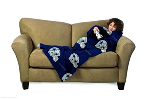 02caae8e3 Dallas Cowboys Snuggies. NFL Dallas Cowboys Youth Size Comfy Throw ...