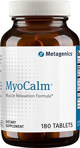 Metagenics MY040 MyoCalm 180 Count