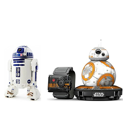 Special Edition Battle App Enabled Droid  With Force Band And R2 D2 App Enabled Droid