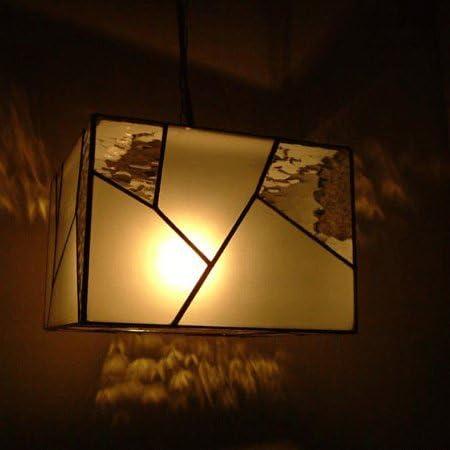 グラス 照明 ステンド
