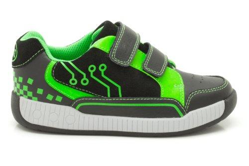 Clarks , Jungen Sneaker Schwarz schwarz Child UK 10.5 F