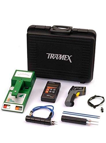Tramex EIK5.1 External Insulation Finishing Systems Inspection - Finishing System