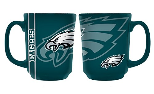The Memory Company NFL Philadelphia Eagles Reflective Mug (Eagles Memory Philadelphia)