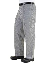 Chef Works Men's Traditional Chef Pant (BWCP)