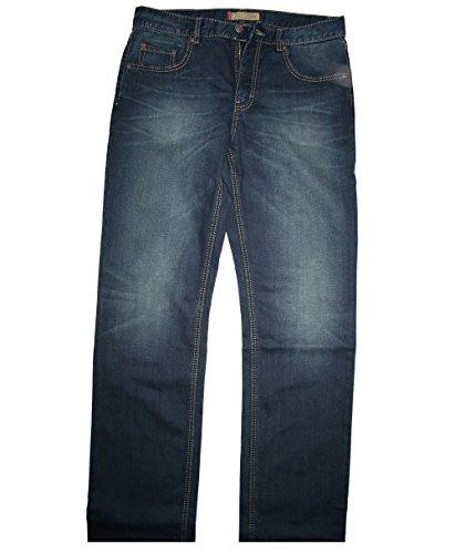 Paddocks - Jeans - Jambe droite - Uni - Homme Bleu Bleu