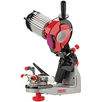 Amazon Oregon 410 120 Bench Or Wall Mounted Saw Chain Grinder