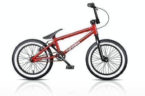 Mafiabikes Bb Kush Bicicletta Bmx Rossa Da 16 Per Bambini Amazon