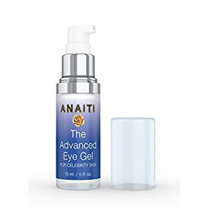 Eye Gel | Best For Dark Circles, Puffiness, Bags Under Eyes | Anti-Aging Wrinkle Cream and Moisturizer with Peptides | Get Rid Of Wrinkles with Dermatologist Skin Care