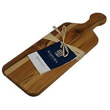 Madeira 1020 Provo Teak Edge-Grain Bread Board, Brown