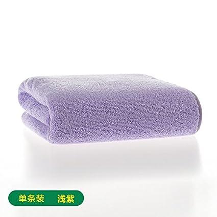 Toallas grandes suaves extra absorbentes lisos