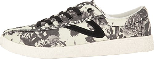 Tretorn Womens Nylite Plus Fashion Sneaker Nero Multi