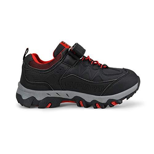 Feetmat Boys Hiking Shoes Waterproof Kids Sneaker