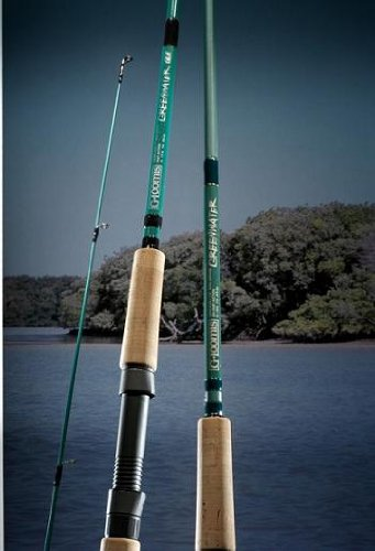 Cheap G. Loomis  11212-01, Size 7′ Med-Heavy (Casting), Greenwater Fiber Blend Rods