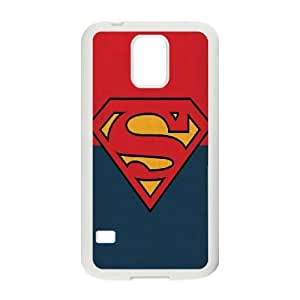 SamSung Galaxy S5 I9600 2D Customized Phone Back Case with Superman Man Image