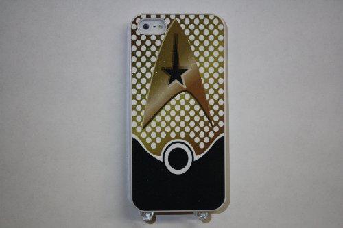(520wi4) Star Trek Apple iPhone 4 / 4S White Case