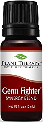Plant Therapy Germ Fighter Synergy Essential Oil 100% Pure, Undiluted, Therapeutic Grade