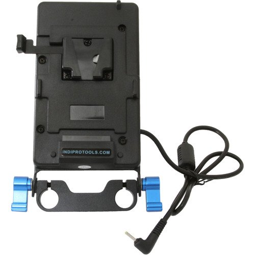 IndiPRO Tools V-Mount Plate for Blackmagic Pocket Cinema Camera by Indipro Tools