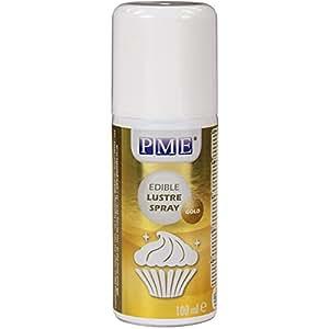 PME - Spray comestible brillo oro