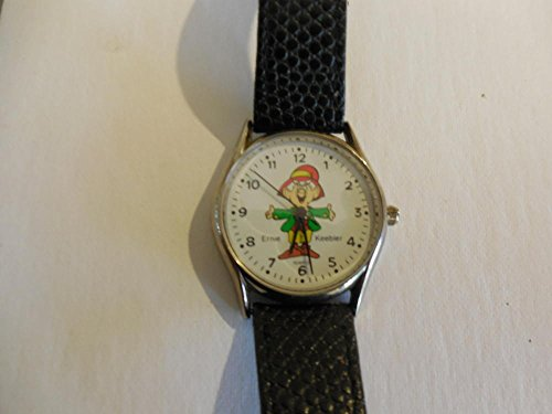 Ernie the Keebler Elf 1970s Cookie Mailaway Advertising Watch (Ernie The Elf)