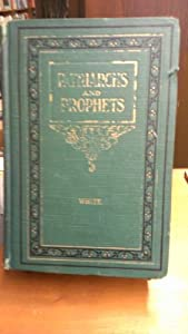 Hardcover The Story Of Patriarchs and Prophets Book