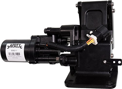 APDTY 858011 Running Board Motor & Bracket Assembly Fits Driver Side Left 2007-2014 Ford Expedition Or Lincoln Navigator (Replaces 9L7Z16A507A, 9L7Z-16A507-A) ()