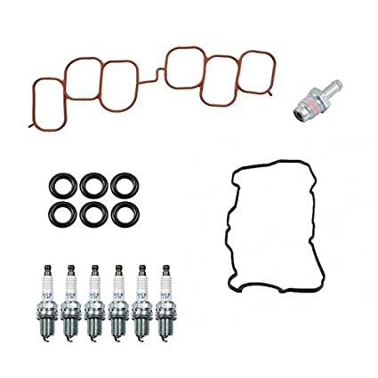 amazon com: 2004-2006 toyota sienna 3 3l tune up kit, spark plugs pcv  valve: automotive