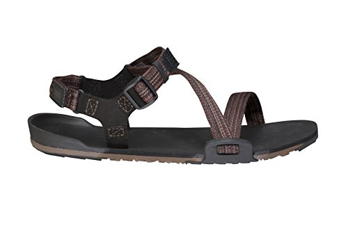 Xero Shoes Z-Trail Lightweight Sandal - Barefoot-Inspired Hiking, Trail, Running Sport Sandals - Men's Multi-brown