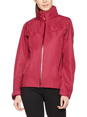 rosso 2 6210 SALEWA Puez PTX 5l giacca papavero donna nqUwCY7B