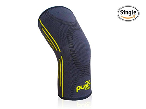 pure-support-compression-knee-sleeve-best-knee-brace-for-meniscus-tear-arthritis-quick-recovery-etc-